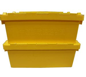 wholesale attached lid containers plastic moving crates plastic. Black Bedroom Furniture Sets. Home Design Ideas