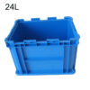plastic stacking storage boxes