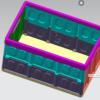 Home Use Foldable Storage Box