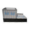 collapsible plastic box pallets