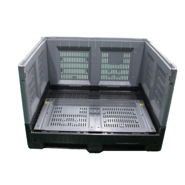 pallets and containers